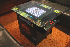 Video arcade machine hire