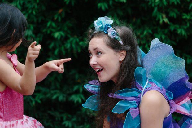 Fairy Party Host Hire Sydney Fun Birthday Idea