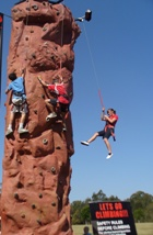 Base Zero Rock Climbing Sydney