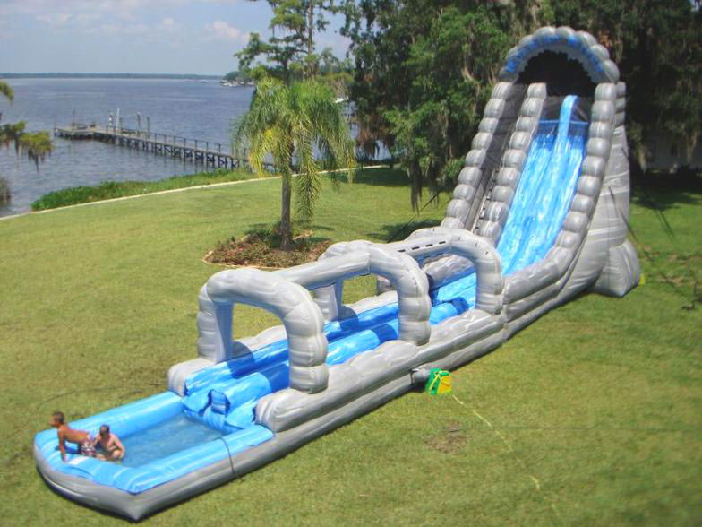 Inflatable Water Slide Hire
