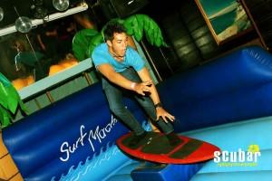 Mechanical Surfboard 1
