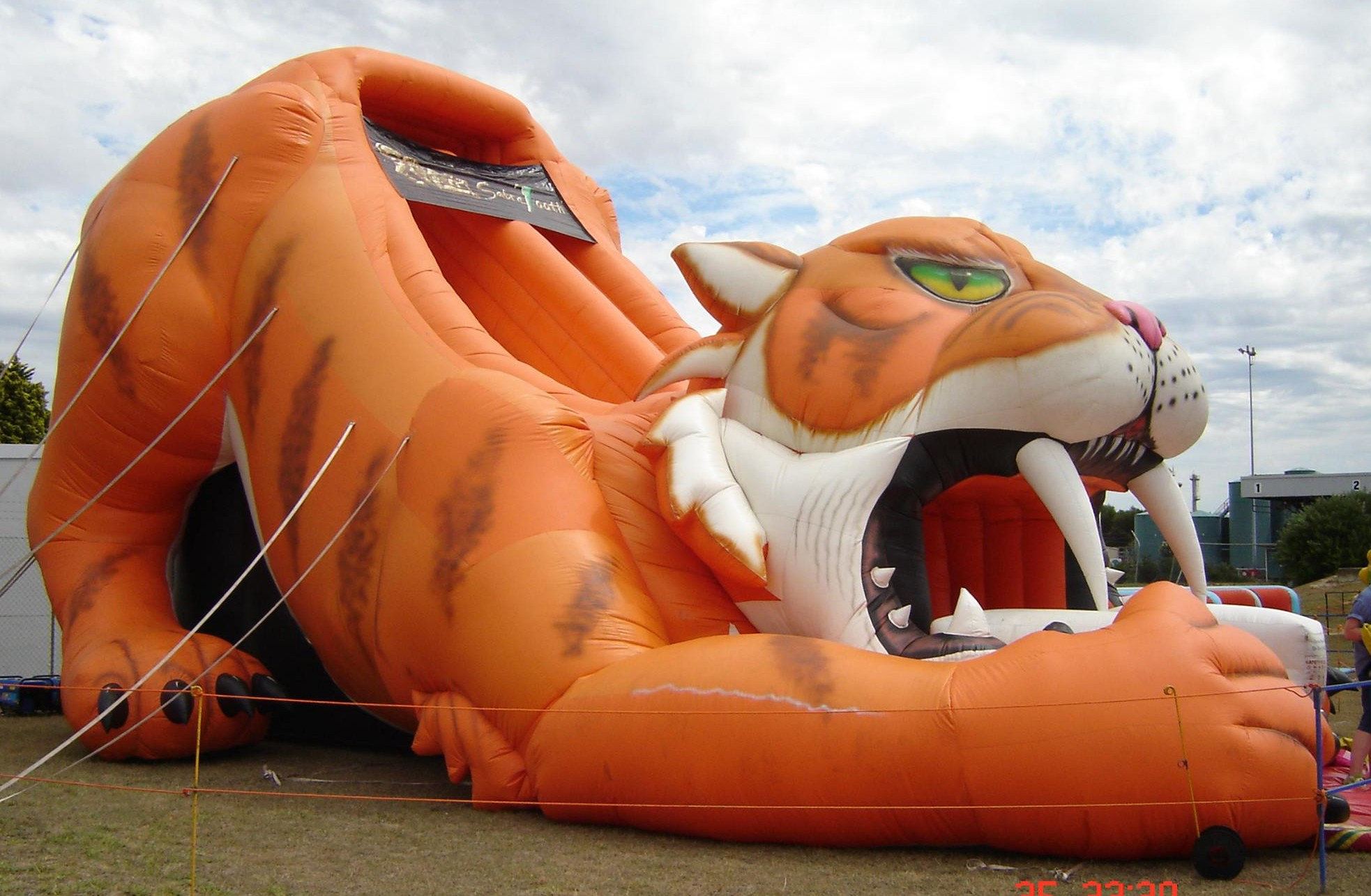 Large Christmas Inflatables