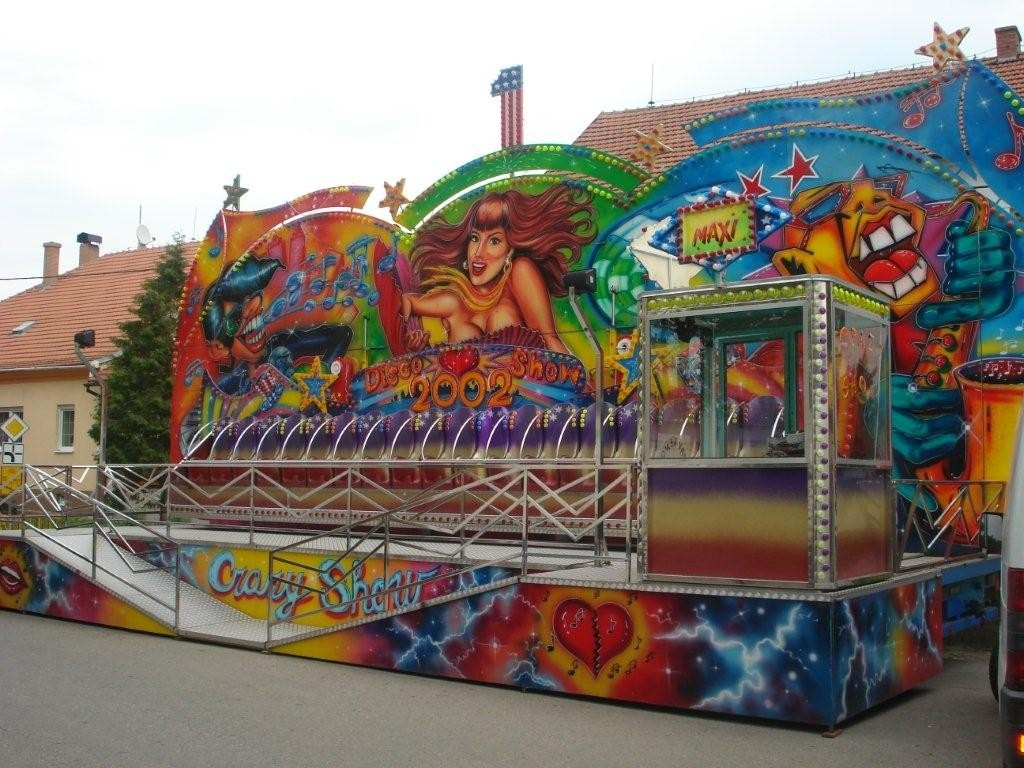 disco show carnival ride hire sydney launch your next event