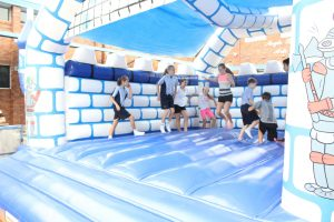 Adult Jumping Castle Hire Sydney - Extra Large Euro Bouncer