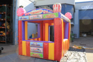 Carnival Food Booth Inflatable