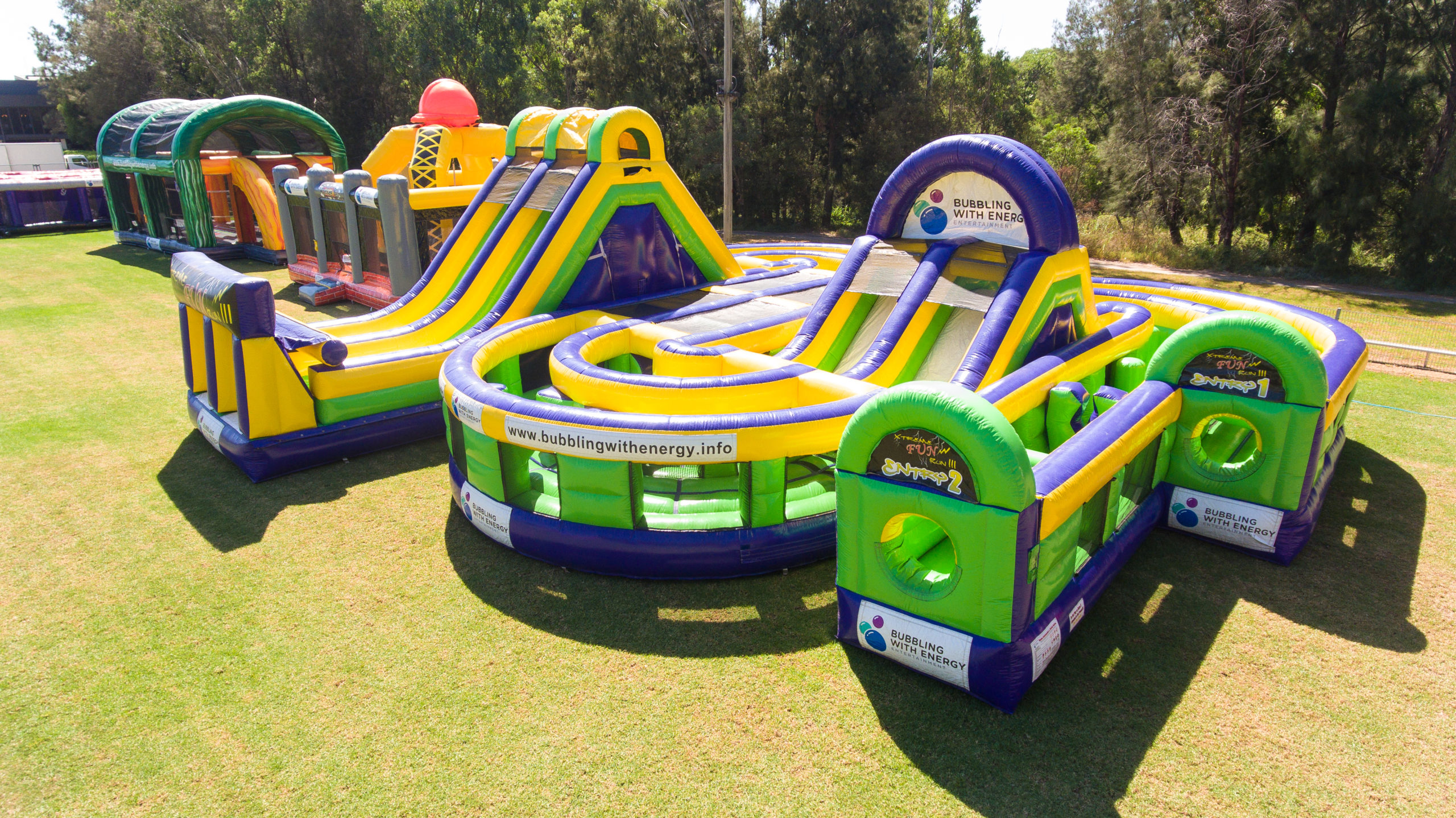 Obstacle Course hire Sydney