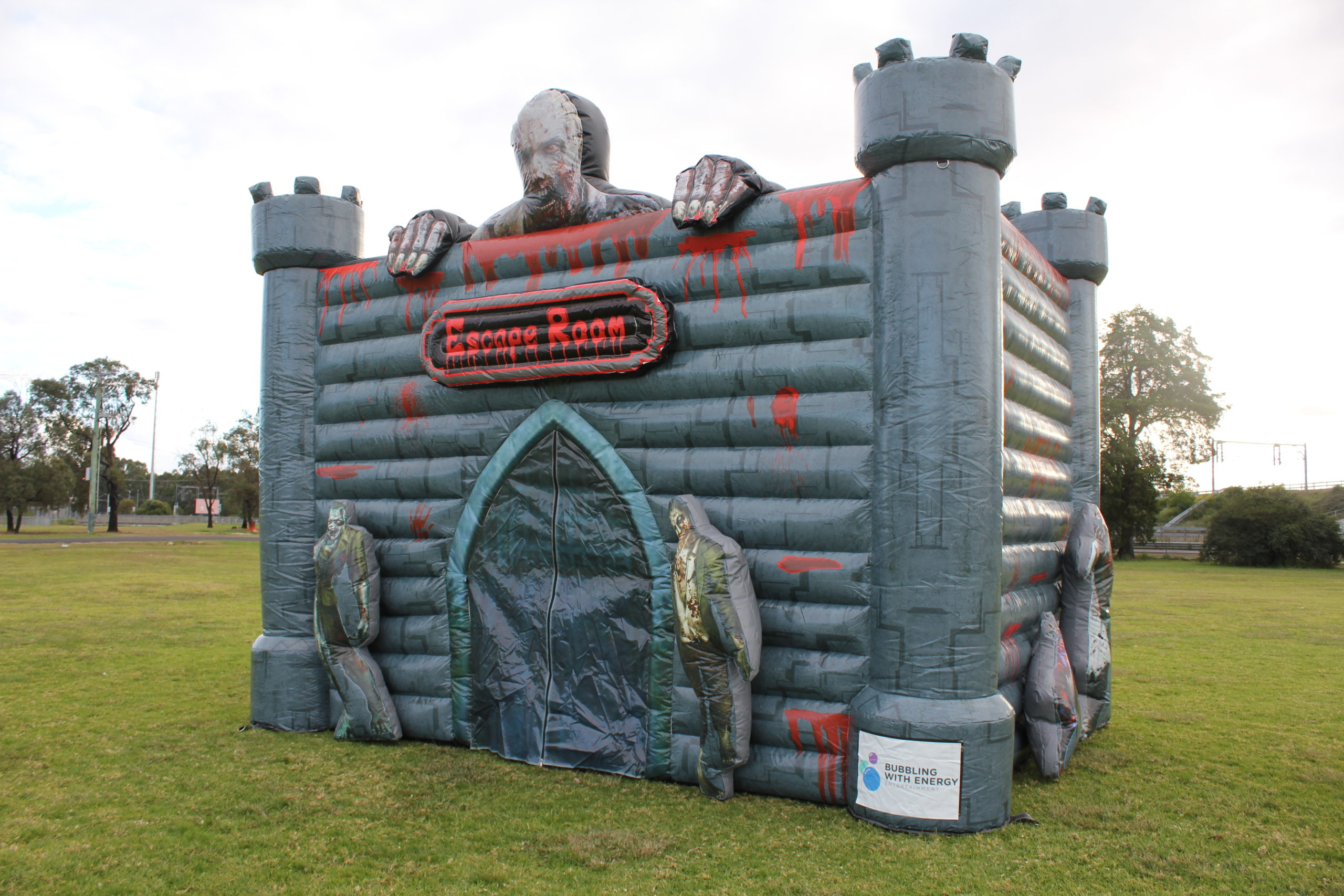 Inflatable Mobile Escape Room