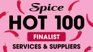 Spice 100 Award